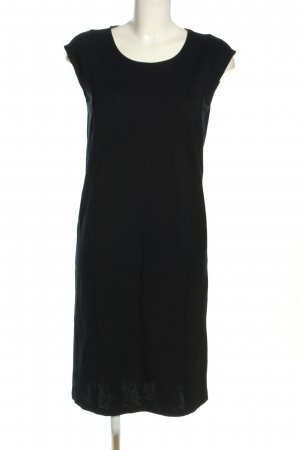 Weekend Max Mara Jerseykleid schwarz Casual-Look