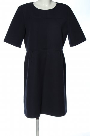 Weekend Max Mara Shortsleeve Dress blue elegant