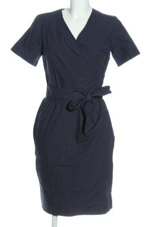 Weekend Max Mara Shortsleeve Dress blue casual look