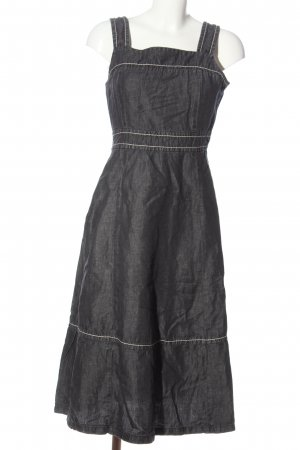 Weekend Max Mara Midikleid hellgrau Casual-Look
