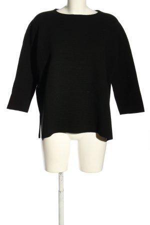 Weekend Max Mara Crewneck Sweater black casual look