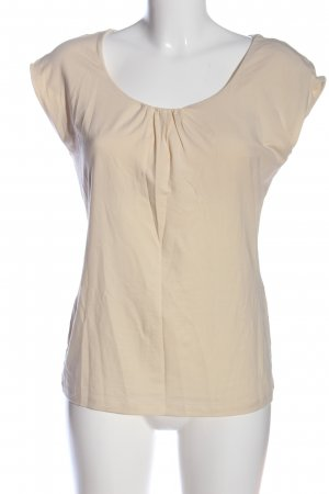 Weekend Max Mara Schlupf-Bluse creme Casual-Look
