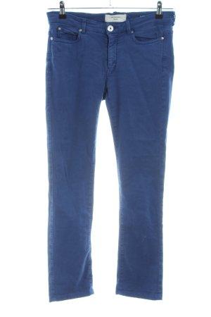 Weekend Max Mara Slim Jeans blau Casual-Look