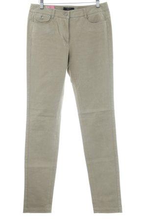 Weekend Max Mara Slim Jeans grüngrau Casual-Look