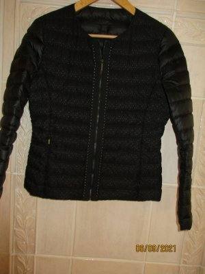 Weekend Max Mara Quilted Jacket black polyester