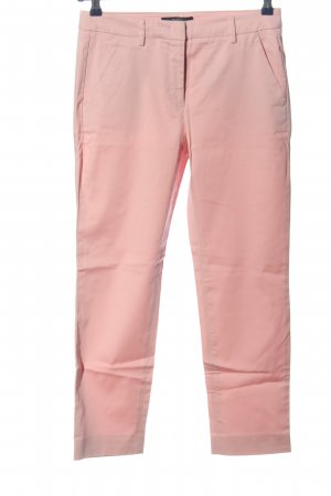 Weekend Max Mara Stoffhose pink Casual-Look