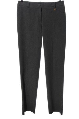 Weekend Max Mara Jersey Pants light grey flecked casual look