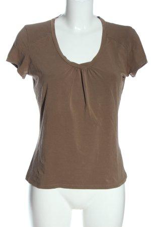 Weekend Max Mara T-Shirt brown casual look