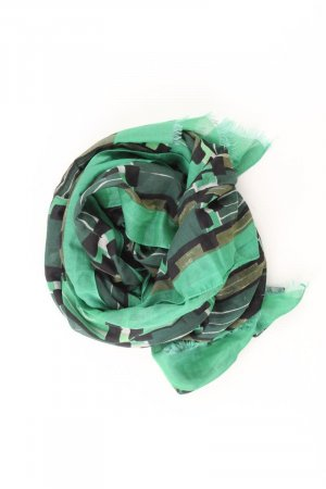 Weekend Max Mara Zomersjaal groen-neon groen-munt-weidegroen-grasgroen-bos Groen