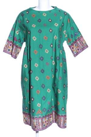 Weekend Max Mara Vestido tipo túnica Mezcla de patrones estilo «business»