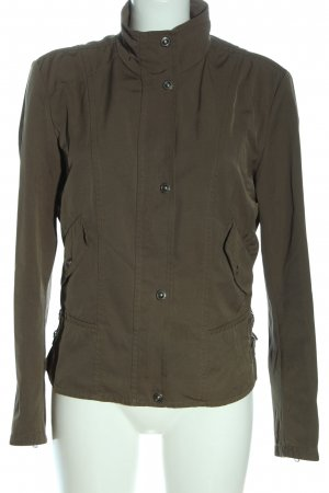 Weekend Max Mara Between-Seasons Jacket khaki casual look