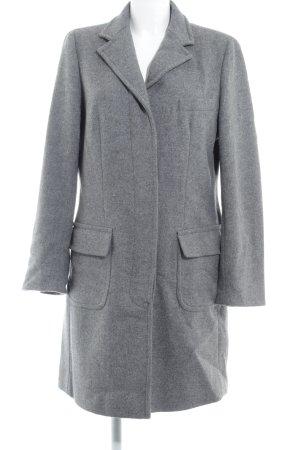 Weekend Max Mara Wool Coat grey flecked elegant