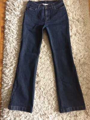MaxMara Weekend Jeans svasati blu-blu scuro