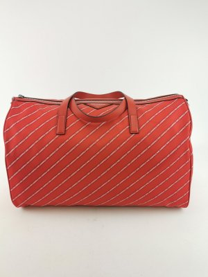 Karl Lagerfeld Sac weekender rouge