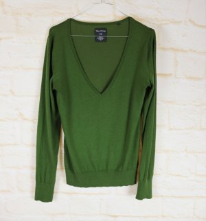 Marc O'Polo Fine Knit Jumper dark green-forest green