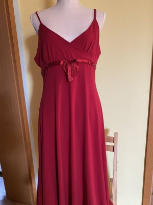 Blend Letnia sukienka ciemnoczerwony Poliester