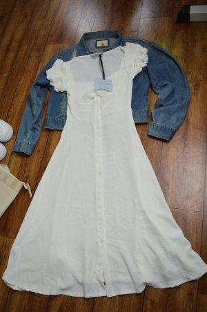 Weich fließendes Bardot-Kleid Jeans Industry Gr. 36/38