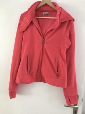 Urban Surface Fleece Jackets raspberry-red