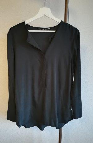Weiche, fließende Bluse von Zara