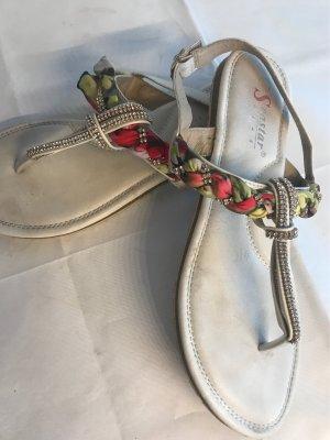 Weiche Sandale