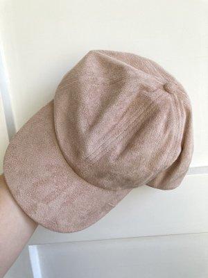 Pull & Bear Visor Cap pink