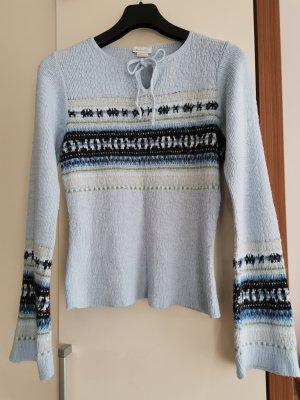Charlotte Russe Crewneck Sweater multicolored