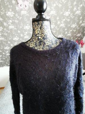 Weicher, dunkelblauer Only-Pullover in S