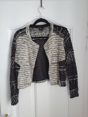 H&M Basic Knitted Blazer multicolored