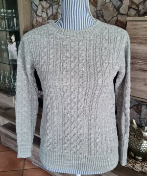 Primark Sweter z dzianiny jasnoszary