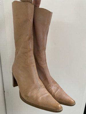 Made in Italy Krótkie buty różany