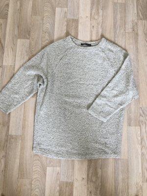Primark Polarowy sweter w kolorze białej wełny