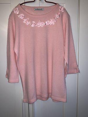 Cashmasoft Pullover in cashmere rosa-rosa chiaro Acrilico