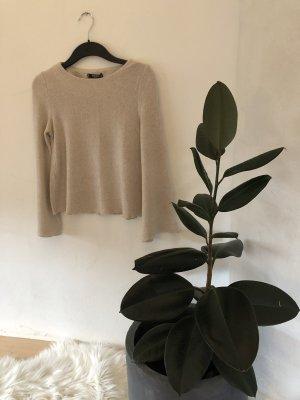 Weicher Pullover - beige
