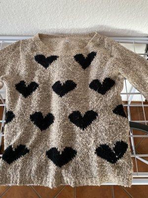 Weicher Pullover für den Winter