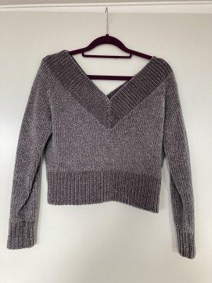 Weicher Pullover H&M schulterfrei