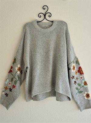 Weicher Pullover # oversize # Gr. L