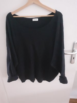American Vintage Oversized Sweater black