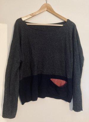 Weicher, warmer Pullover