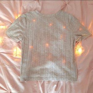 Weiches Samt T-Shirt