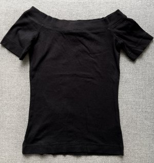 H&M Hauts épaule nues noir