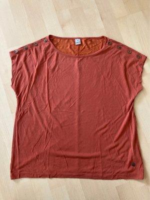 17&co Basic Shirt dark orange