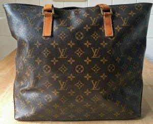 Weihnachten naht: RARITÄT Louis Vuitton Cabas Mezzo Original GM