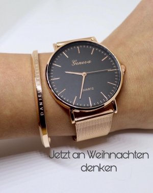 Daniel Wellington Ajorca color rosa dorado