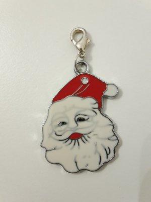 Weihnachtsmann Nikolaus Charm Anhänger
