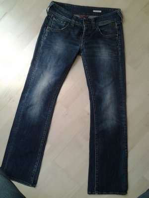 Replay Boot Cut Jeans multicolored