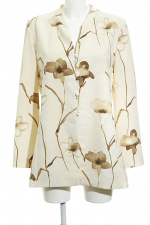 Weill Langarm-Bluse Blumenmuster Boho-Look