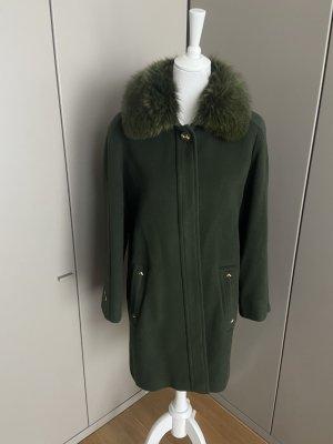 Weill Duffle-coat vert foncé