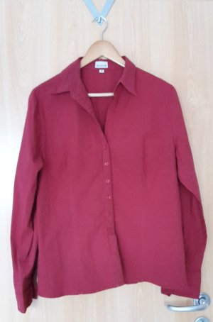 Brookshire Long Sleeve Blouse purple