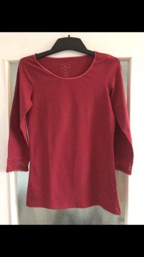 Weinrotes Atom Tailor Shirt, Größe M!