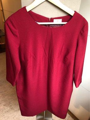 BAF Sukienka etui głęboka czerwień
